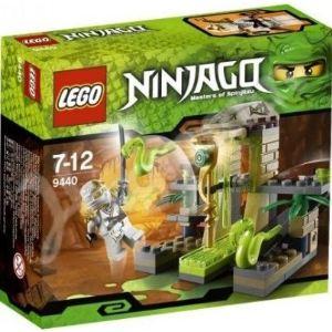 Lego 9440 - Ninjago : Le tombeau des Venomari