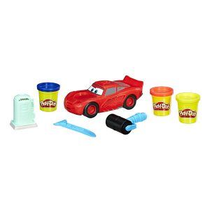 Hasbro Play-Doh Cars 3 Flash McQueen
