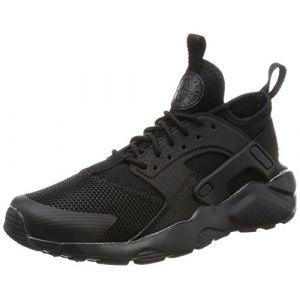 Nike Air Huarache Run Ultra (GS), Baskets Homme, Noir (Black/Black), 38.5 EU