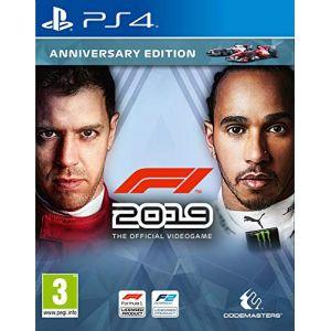 Jeu PS4 F1 2019 - Edition Anniversaire [PS4]