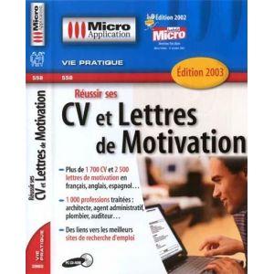 Réussir ses CV et lettres de Motivation [Windows]