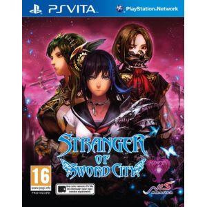 Stranger of Sword City [PS Vita]