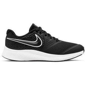 Nike Chaussures de sport Star Runner 2 PSV à lacets et scratch Noir - Taille 39