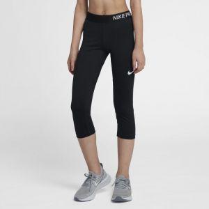 Nike Corsaire de training Pro pour Fille plus âgée - Noir - Taille L - Femme