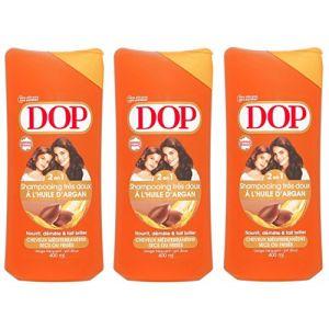 Dop Le Shampooing 2 en 1 à l'huile d'argan - Cheveux méditerranéens secs ou fins