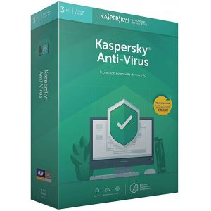 Anti-Virus 2019 (3 Postes / 1 An) [Windows]