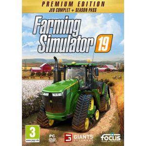 Farming Simulator 19 - Premium Edition (PC) [PC]