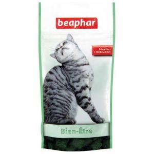 Beaphar Friandises Bien-être à l'herbe à chat 35 g