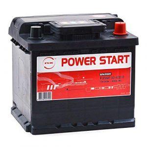 Nx Batterie voiture P-Start 50-420/0 12V 50Ah +D - Batterie(s) - C22 ; C3