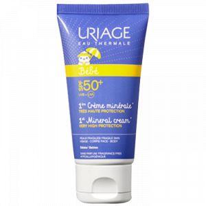 Uriage 1ère Crème Minérale SPF50+