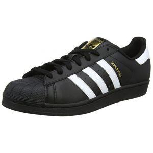 Adidas Superstar Foundation chaussures noir blanc 46 EU