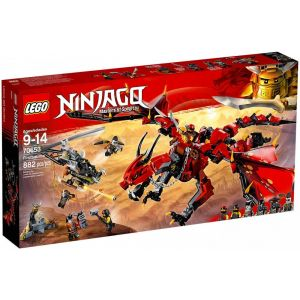 Lego Ninjago - Le Dragon Firstbourne - 70653