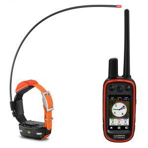 Garmin Alpha®100 + Collier T5 mini France - GPS système de suivi pour chiens de chasse