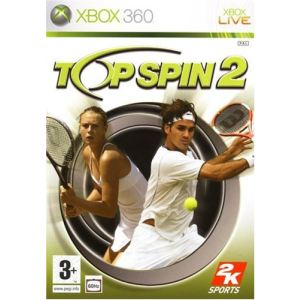 Top Spin 2 [XBOX360]