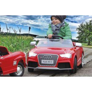 Jamara Voiture porteur électrique Audi RS5 12v 2,4ghz