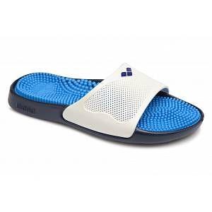 Arena Marco X Grip Sandales de Natation Mixte Adulte, Solid Turquoise/Blanc, 39
