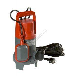 Pompe de relevage eaux usées PRIMA WASTE 900w. D40x49. avec cable de 10m et flotteur réf 4148145
