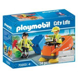 Playmobil 70203 City Life Jouet de jeu de rôle Multicolore Taille unique - version allemande