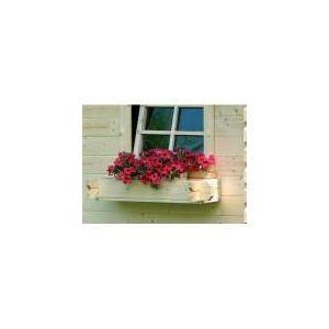 Solid S891 - Bac à fleurs pour abri de jardin