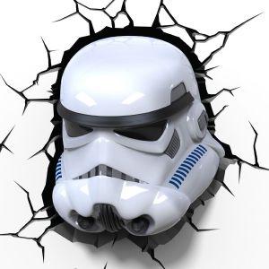 Veilleuse LED 3D Light FX Stormtrooper Star Wars 27 cm
