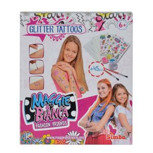 Smoby Tattoos paillettes Maggie & Bianca