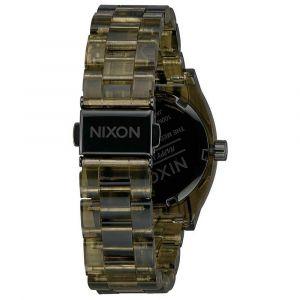 Nixon Montre Femme Medium Time Teller Acetate Vert