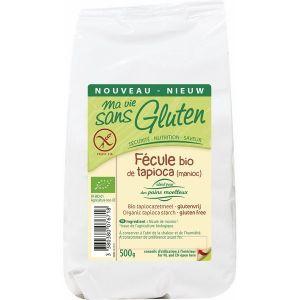 Ma vie sans gluten Fécule Bio de Tapioca (250g)