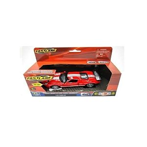 Fast Lane Ford GT rouge miniature