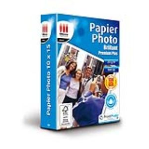 Micro application 130 feuilles de papier photo Premium Plus 255g/m² (10 x 15 cm)
