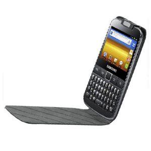 Samsung ETUISMB5510 - Étui à rabat pour Galaxy Y Pro