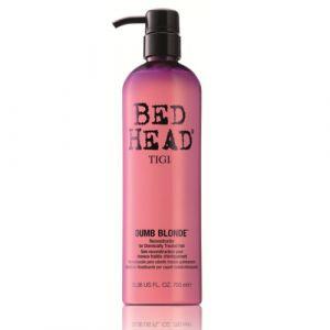 Tigi Bed Head Dumb Blonde - Soin reconstructeur pour cheveux traités chimiquement