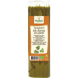Priméal Spaghettis Quinoa Ail et Persil
