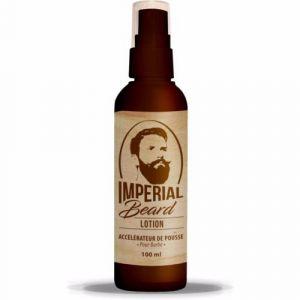 Imperial beard Lotion accélérateur de pousse pour barbe 100 ml