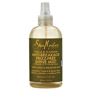 Shea Moisture Yucca & Plantain - Anti-breakage 237 ml