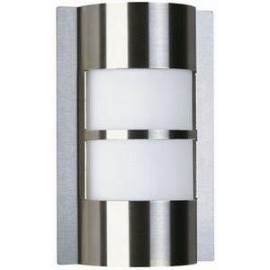 Albert Leuchten Applique extérieure 6109 Acier inoxydable, 1 lumière Moderne Extérieur 6109