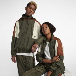 Nike Veste tissée Sportswear pour Homme - Olive - Couleur Olive - Taille M