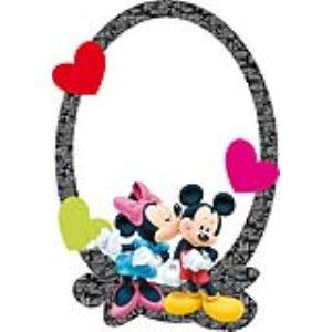 Miroir Mickey et Minnie