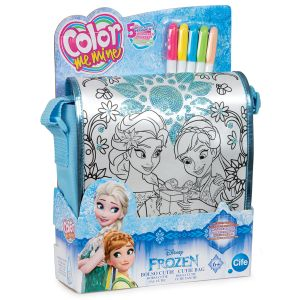 Cife Color Me Mine : Sac bandoulière La Reine des Neiges