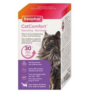Beaphar Catcomfort, recharge aux phéromones - 48 ml