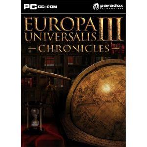 Europa Universalis III Chronicles [PC]