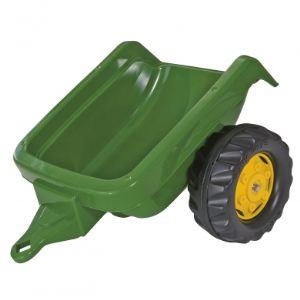 Rolly Toys Remorque John Deere pour tracteur à pédales