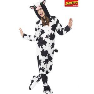 Smiffy's 353968 - Combinaison vache pour enfant