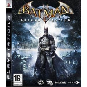 Batman : Arkham Asylum [PS3]