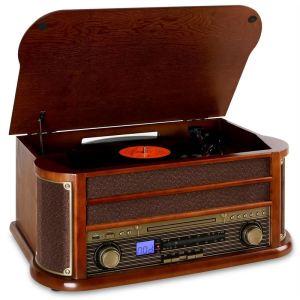 Auna RM1-Belle Epoque 1908 - Radio rétro stéréo