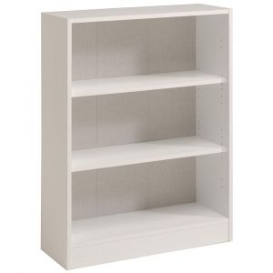 Bibliotheque basse blanche - Comparer 15 offres