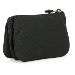 Kipling Portefeuilles Creativity S - Powder Black - One Size