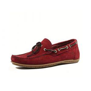 Tbs 40 Klever Carmin 40KLEVERCARMIN, Chaussures Bateau, Bordeaux, 43 EU