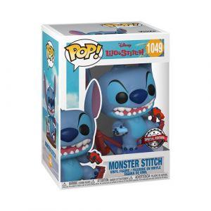 Funko Figurine Pop [Exclusive] Disney Lilo & Stitch : Monster Stitch [1049]