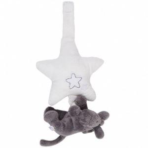 Noukie's Peluche mini musical Poudre d'étoiles 15 cm