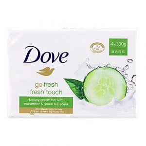 Dove go fresh Fresh Touch Savon pain exfoliant